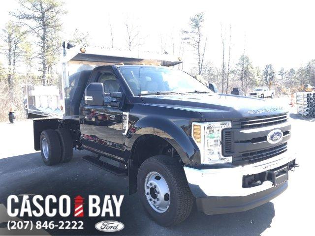 2019 F-350 Regular Cab DRW 4x4, Messer Truck Equipment Dump Body #K1097 - photo 1