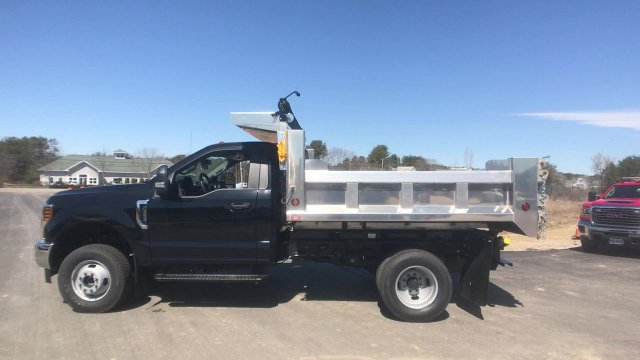 2019 F-350 Regular Cab DRW 4x4, Messer Truck Equipment Dump Body #K1097 - photo 14