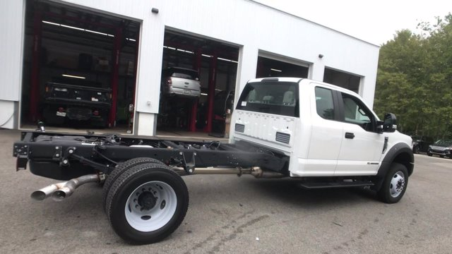 2019 Ford F-550 Super Cab DRW 4x4, Cab Chassis #K1105 - photo 1