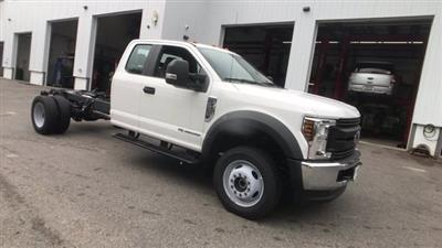 2019 Ford F-550 Super Cab DRW 4x4, Cab Chassis #K1105 - photo 11