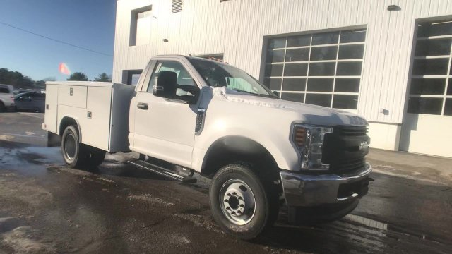 2019 Ford F-350 Regular Cab DRW 4x4, Reading Classic II Steel Service Body #K1136 - photo 11