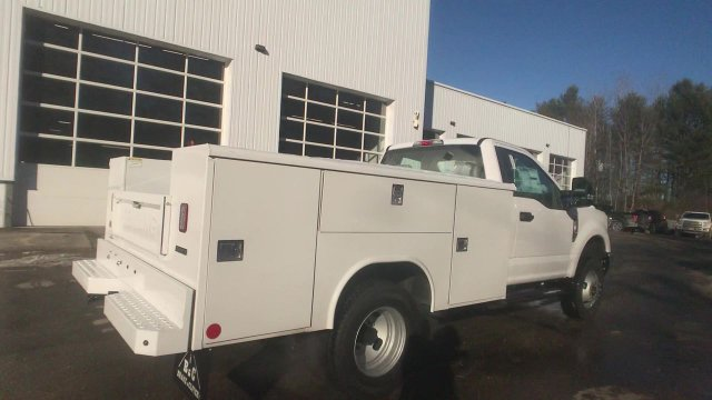 2019 Ford F-350 Regular Cab DRW 4x4, Reading Classic II Steel Service Body #K1136 - photo 2