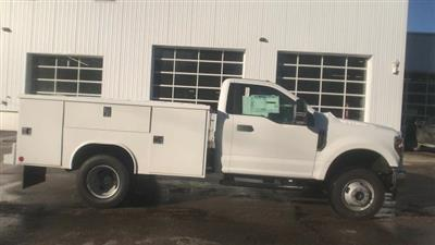 2019 Ford F-350 Regular Cab DRW 4x4, Reading Classic II Steel Service Body #K1136 - photo 17