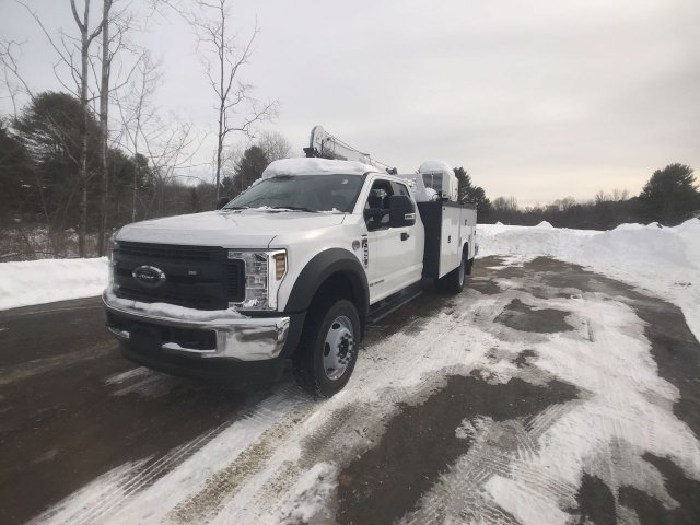 2019 Ford F-550 Super Cab DRW 4x4, Knapheide KMT Mechanics Body #K1174 - photo 14