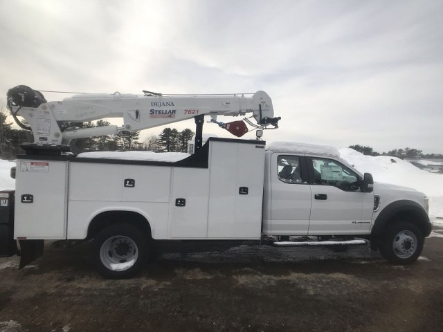 2019 Ford F-550 Super Cab DRW 4x4, Knapheide KMT Mechanics Body #K1174 - photo 18