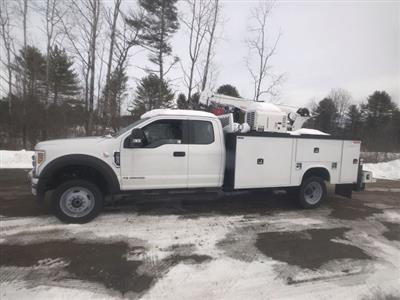 2019 Ford F-550 Super Cab DRW 4x4, Knapheide KMT Mechanics Body #K1174 - photo 15