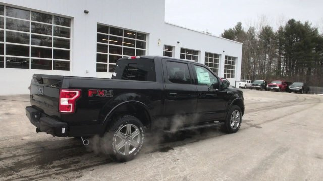 2019 F-150 SuperCrew Cab 4x4,  Pickup #K192 - photo 2