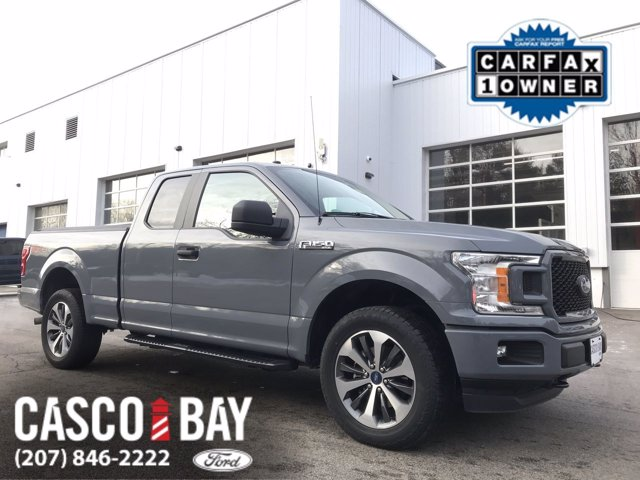 2019 F-150 Super Cab 4x4,  Pickup #K246 - photo 1