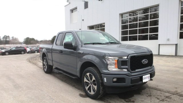 2019 F-150 Super Cab 4x4,  Pickup #K246 - photo 5