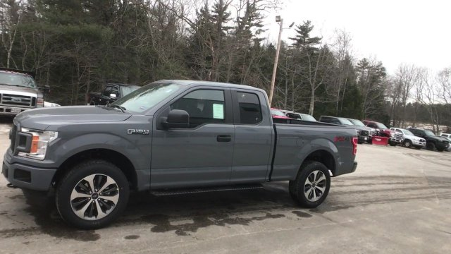 2019 F-150 Super Cab 4x4,  Pickup #K246 - photo 3
