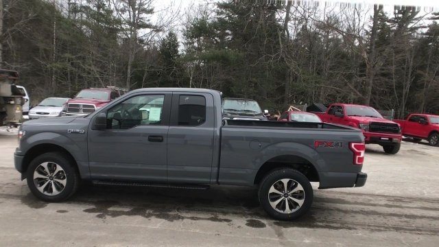 2019 F-150 Super Cab 4x4,  Pickup #K246 - photo 8