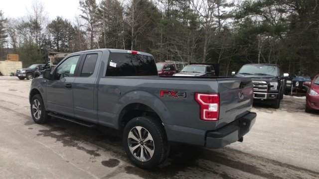 2019 F-150 Super Cab 4x4,  Pickup #K246 - photo 4