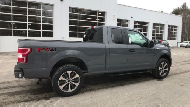 2019 F-150 Super Cab 4x4,  Pickup #K246 - photo 2