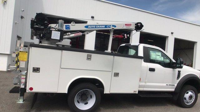 2019 Ford F-550 Regular Cab DRW 4x4, Reading Cranemaster Crane Body #K718 - photo 17