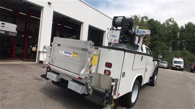 2019 Ford F-550 Regular Cab DRW 4x4, Reading Cranemaster Crane Body #K718 - photo 2