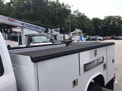 2019 Ford F-550 Regular Cab DRW 4x4, Reading Cranemaster Crane Body #K718 - photo 4