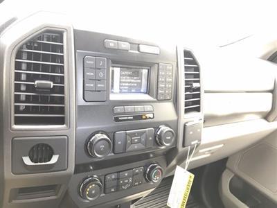 2019 Ford F-550 Regular Cab DRW 4x4, Reading Cranemaster Crane Body #K718 - photo 9