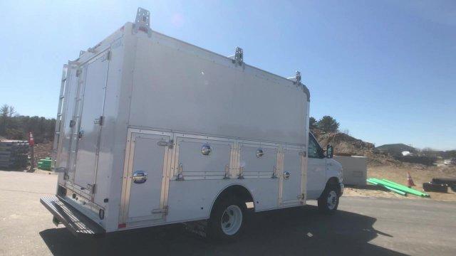 2019 E-350 4x2, Dejana DuraCube Max Service Utility Van #K830 - photo 2
