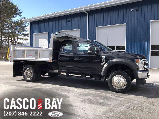 2020 Ford F-550 Super Cab DRW 4x4, Dump Body #L1008 - photo 1