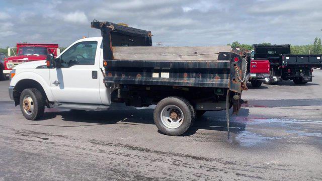 2016 F-350 Regular Cab DRW 4x4,  Dump Body #L1012A - photo 15