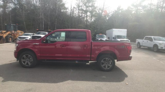 2020 F-150 SuperCrew Cab 4x4, Pickup #L168 - photo 17
