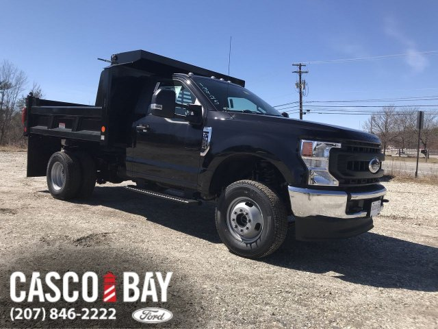 2020 F-350 Regular Cab DRW 4x4, Reading Dump Body #L299 - photo 1