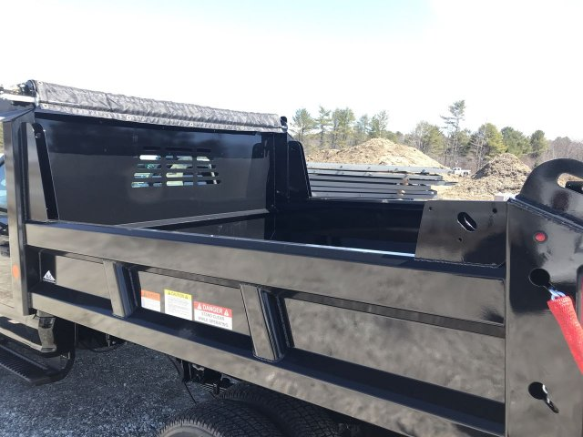 2020 F-350 Regular Cab DRW 4x4, Reading Dump Body #L299 - photo 4