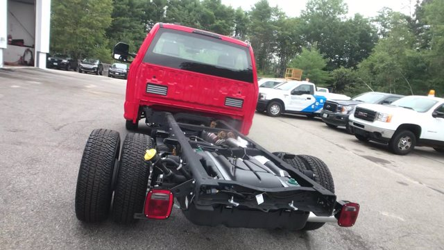 2020 Ford F-350 Regular Cab DRW 4x4, Cab Chassis #L335 - photo 15