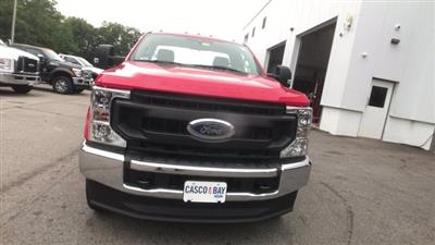 2020 Ford F-350 Regular Cab DRW 4x4, Cab Chassis #L335 - photo 11