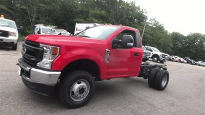 2020 Ford F-350 Regular Cab DRW 4x4, Cab Chassis #L335 - photo 12
