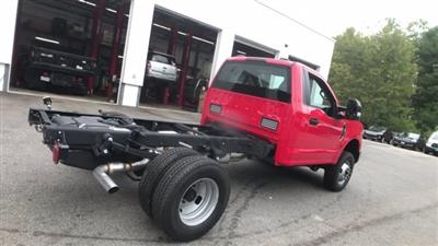 2020 Ford F-350 Regular Cab DRW 4x4, Cab Chassis #L335 - photo 2