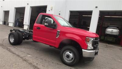 2020 Ford F-350 Regular Cab DRW 4x4, Cab Chassis #L335 - photo 10