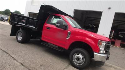 2020 Ford F-350 Regular Cab DRW 4x4, Dump Body #L381 - photo 11