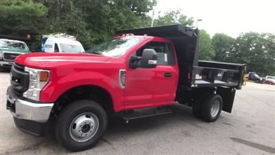 2020 Ford F-350 Regular Cab DRW 4x4, Dump Body #L381 - photo 13