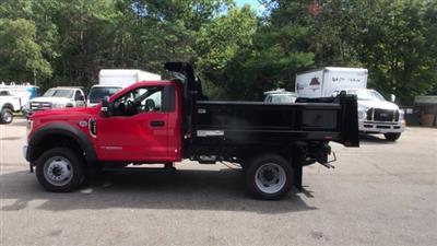 2020 Ford F-550 Regular Cab DRW 4x4, Dump Body #L411 - photo 14