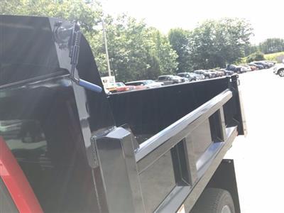 2020 Ford F-550 Regular Cab DRW 4x4, Dump Body #L411 - photo 4