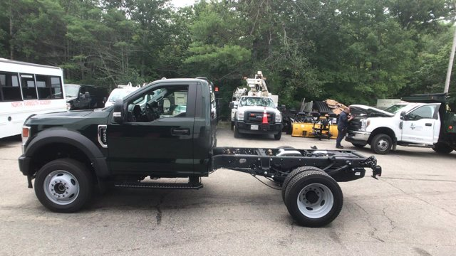 2020 Ford F-450 Regular Cab DRW 4x4, Cab Chassis #M459A - photo 13