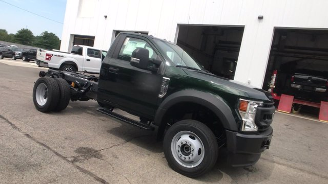 2020 Ford F-450 Regular Cab DRW 4x4, Cab Chassis #M459A - photo 10