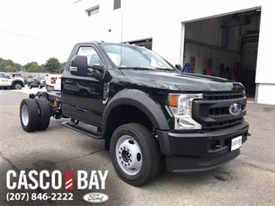 2020 Ford F-450 Regular Cab DRW 4x4, Cab Chassis #M459A - photo 1