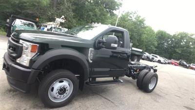 2020 Ford F-450 Regular Cab DRW 4x4, Cab Chassis #M459A - photo 12