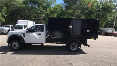 2020 Ford F-550 Regular Cab DRW 4x4, Dump Body #L468 - photo 13