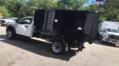 2020 Ford F-550 Regular Cab DRW 4x4, Dump Body #L468 - photo 14