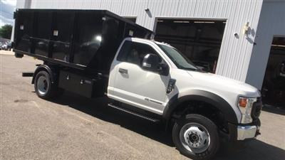 2020 Ford F-550 Regular Cab DRW 4x4, Dump Body #L468 - photo 10