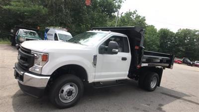 2020 Ford F-350 Regular Cab DRW 4x4, Dump Body #L469 - photo 13