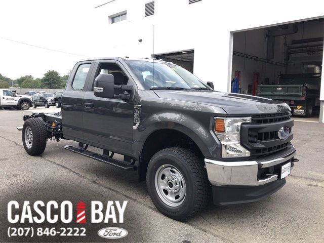 2020 Ford F-350 Super Cab 4x4, Cab Chassis #L569 - photo 1