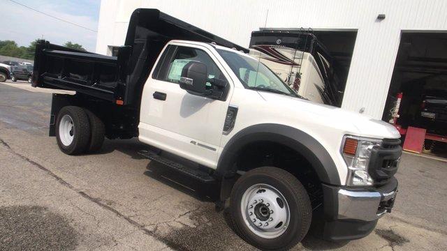 2020 Ford F-550 Regular Cab DRW 4x4, Dump Body #L573 - photo 12