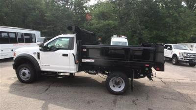 2020 Ford F-550 Regular Cab DRW 4x4, Dump Body #L573 - photo 15