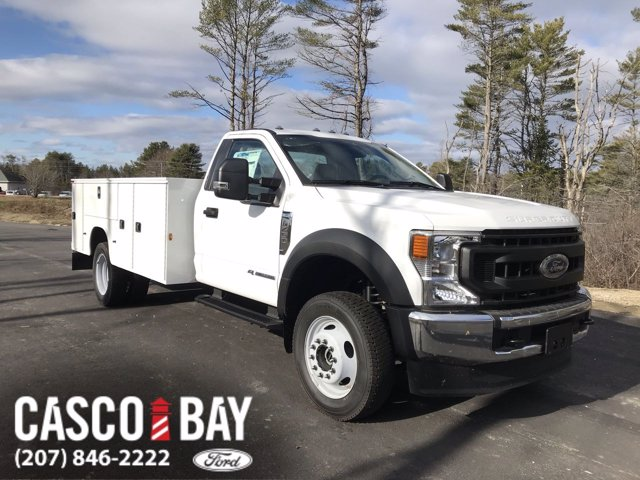 2020 Ford F-450 Regular Cab DRW 4x4, Knapheide Service Body #L603 - photo 1
