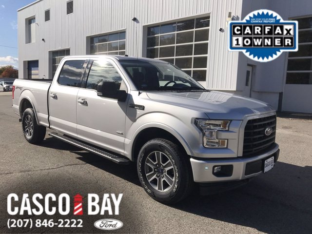 2017 Ford F-150 SuperCrew Cab 4x4, Pickup #L674A - photo 1