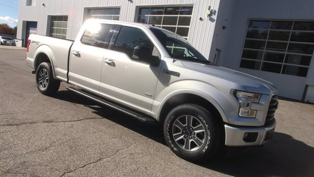 2017 Ford F-150 SuperCrew Cab 4x4, Pickup #L674A - photo 13
